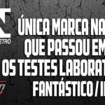 Body action – a única empresa brasileira a passar em todos os testes laboratoriais do Inmetro.