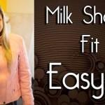 Receita: Milk Shake saudável