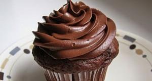 Cupcake Fit de Chocolate
