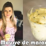 Mousse de maracujá Fit