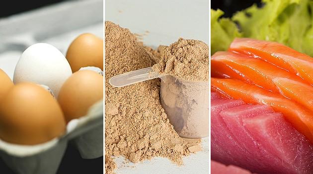 É difícil ganhar massa muscular sem seguir a dieta adequada