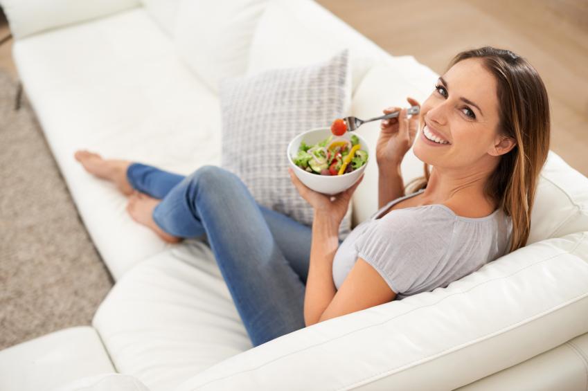 ISTOCK Na desintoxicação, legumes e verduras crus estão liberados