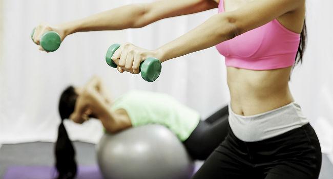 O resultado deste exercício passa a aparecer em cerca de dois meses, de acordo com a especialista