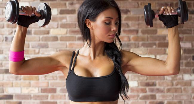 THINKSTOCK Aposte em exercícios que fortifiquem a camada muscular do tórax