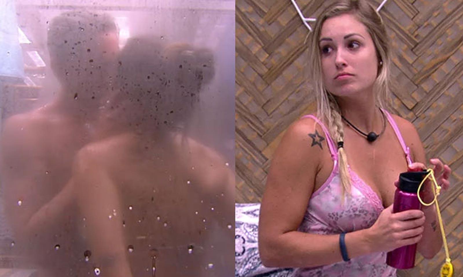 sexo no chuveiro sexo no brasil